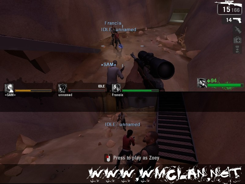 Left 4 Dead - PC Game Shot